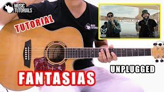 Cómo tocar FANTASIAS (Unplugged) de Rauw y Farruko en Guitarra (Tutorial + PDF GRATIS) 🥰.mp3