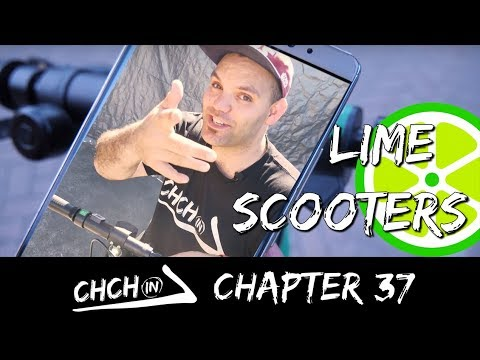 CHCHin1 2018 Chapter 37: Lime Scooters - A Christchurch Story
