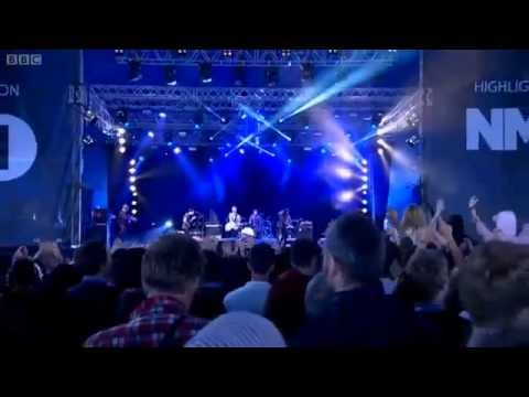 The Naked And Famous - Punching In A Dream Live at Reading Festival 2011