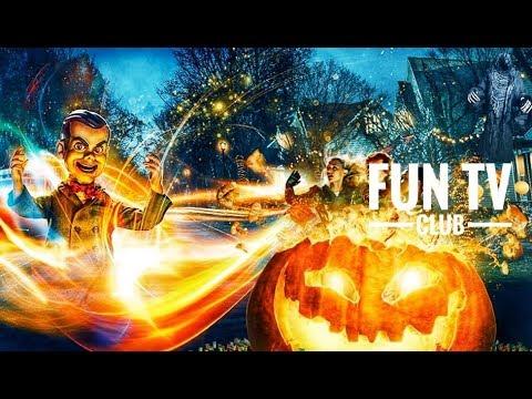 Ужастики 2: Беспокойный Хэллоуин - Русский Трейлер 2018 | Goosebumps 2: Haunted Halloween