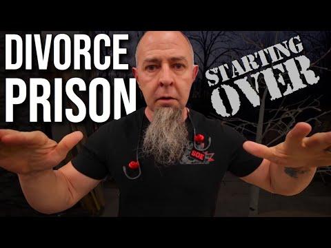 Prison, Divorce, Starting Over, Rebuilding