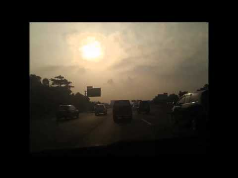 Depok to Bandung in 1 minute and 24 seconds
