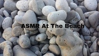 ASMR - Lake Waves Crashing on Rocky Beach - Meditation, Relaxation and Sleep - Shoutouts At the End