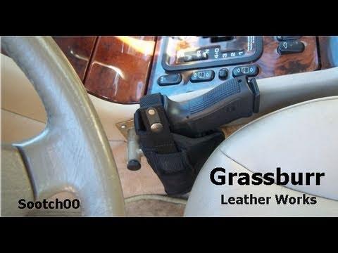 Grassburr Gun Holster Mount