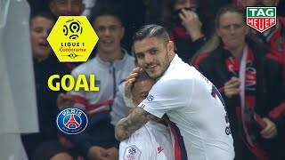 Goal Mauro ICARDI (90' +2) / OGC Nice - Paris Saint-Germain (1-4) (OGCN-PARIS) / 2019-20