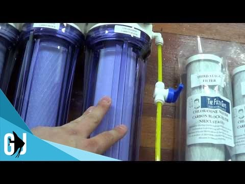 #148: How To Remove Chloramines From Tap Water - Update Monday