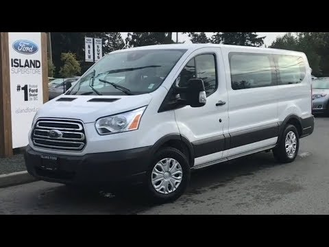2018 ford transit xlt 10 passenger review island ford youtube 2018 ford transit xlt 10 passenger review island ford