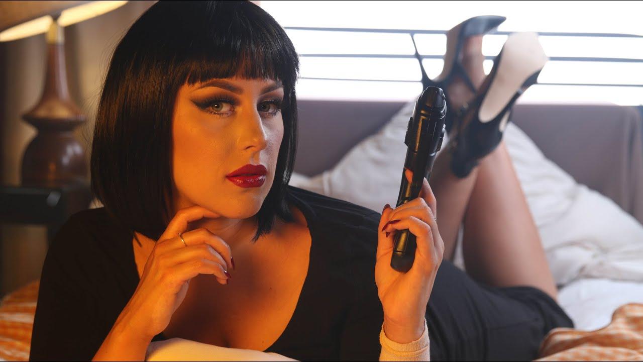 Uma Thurman Pulp Fiction Pulp Fiction Makeup Tu...