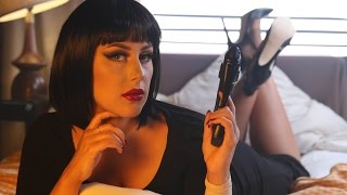 Pulp Fiction Makeup Tutorial Thumbnail
