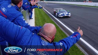 Ford GT wins WEC season opener at Spa | Ford Performance