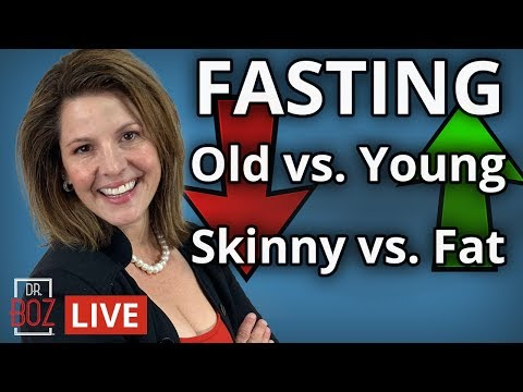 Keto And Intermittent Fasting Comparison: Old Vs Young, Fat Vs Skinny
