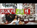Decorate With Me - CHRISTMAS TREE DECOR 2017 | Belinda Selene