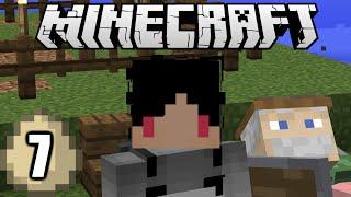 Minecraft Survival Indonesia - Kandang Untuk Sapi Tercinta! (7) thumbnail