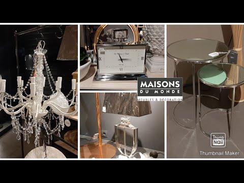 Maison Du Monde Petit Mobilier Decoration Promotion Youtube