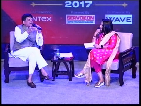 Aamne Samne With Power Minister Piyush Goyal