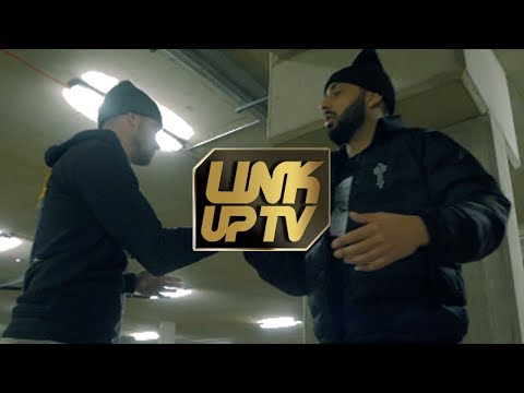 Clue x Don Strapzy - Hands On Bars [Music Video] | Link Up TV