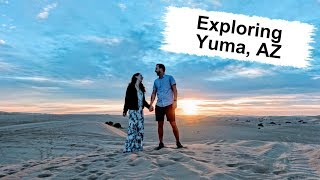 THINGS TO DO IN YUMA, AZ | Sand Dunes, Historic Prison & More!
