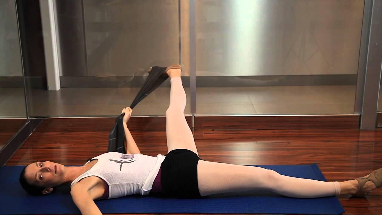 Dance Stretching Exerc...