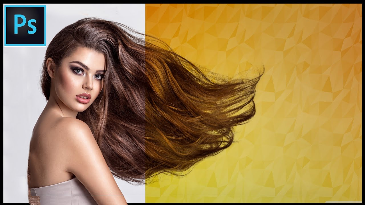 Remove white background in 2 minutes in Photoshop 🔥🔥