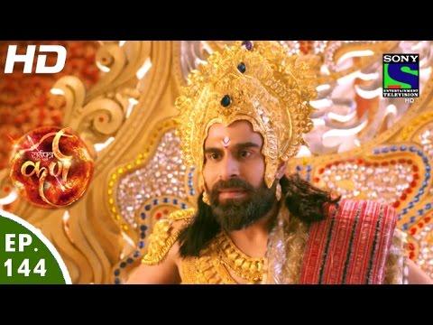 Suryaputra Karn - सूर्यपुत्र कर्ण - Episode 144 - 21st January, 2016
