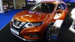 2018 Nissan X-Trail 2.0 dCi 4WD X-Tronic Tekna - Exterior and Interior - Zagreb Auto Show 2018