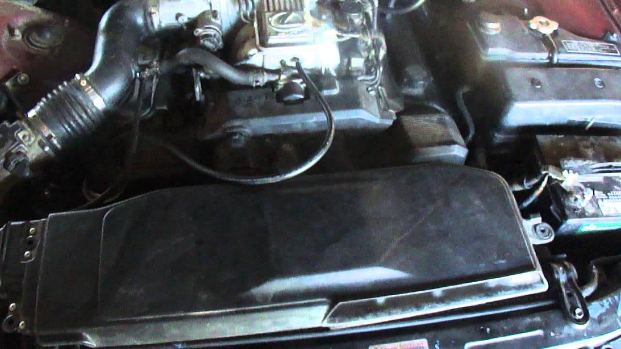 1992 Lexus Ls400 Idle Surging I Need Your Advice Youtube Sc400 Wiring Diagram