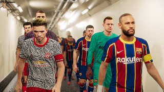 This video is the gameplay of barcelona vs man united - new kits 2020/21 potential lineup if you want to support on patreon https://www.patreon.com/pesme s...