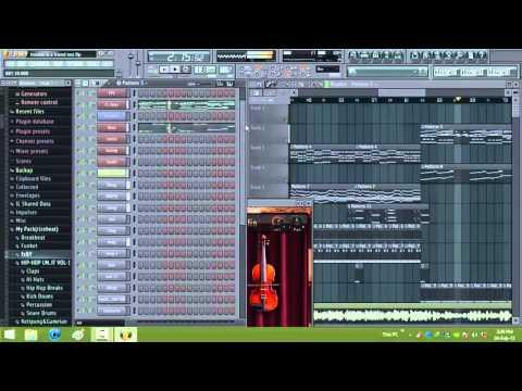 cover dangdut version fl studio
