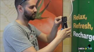Een camerasysteem installeren bij Subway Spijkenisse