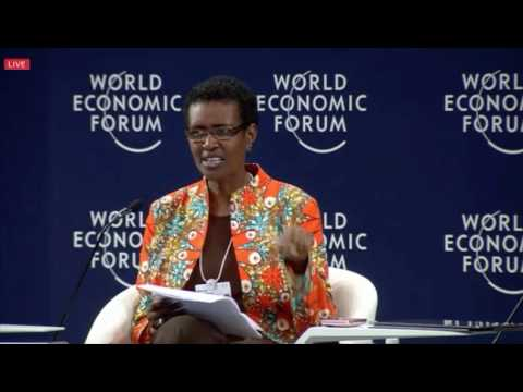 Winnie Byanyima - Achieving Inclusive Growth - Africans Rising