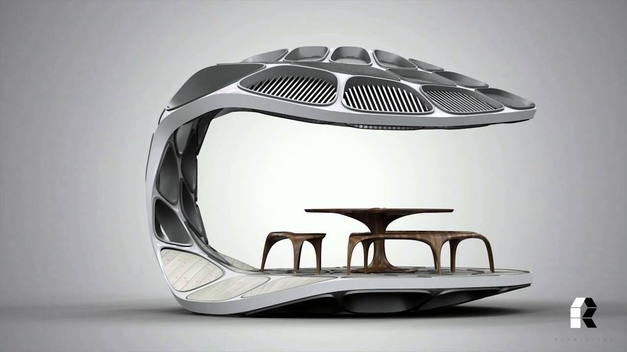Zaha Hadid Design Concepts And Theory zaha hadid for revolution precrafted properties - youtube