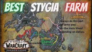 Best Way to Fąrm Stygia - Stygia Farming - Potency Conduits 226il