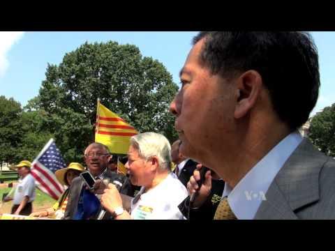 Obama, Vietnam's Communist Leader Discuss Rights, Trade