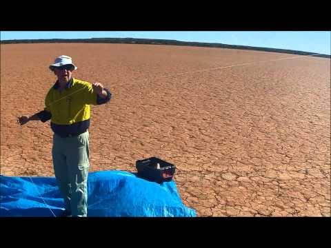 Radio tracking of wildlife from helium balloons  - part 2
