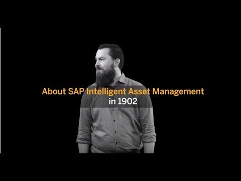 SAP Intelligent Asset Management 1902 - Release Highlights