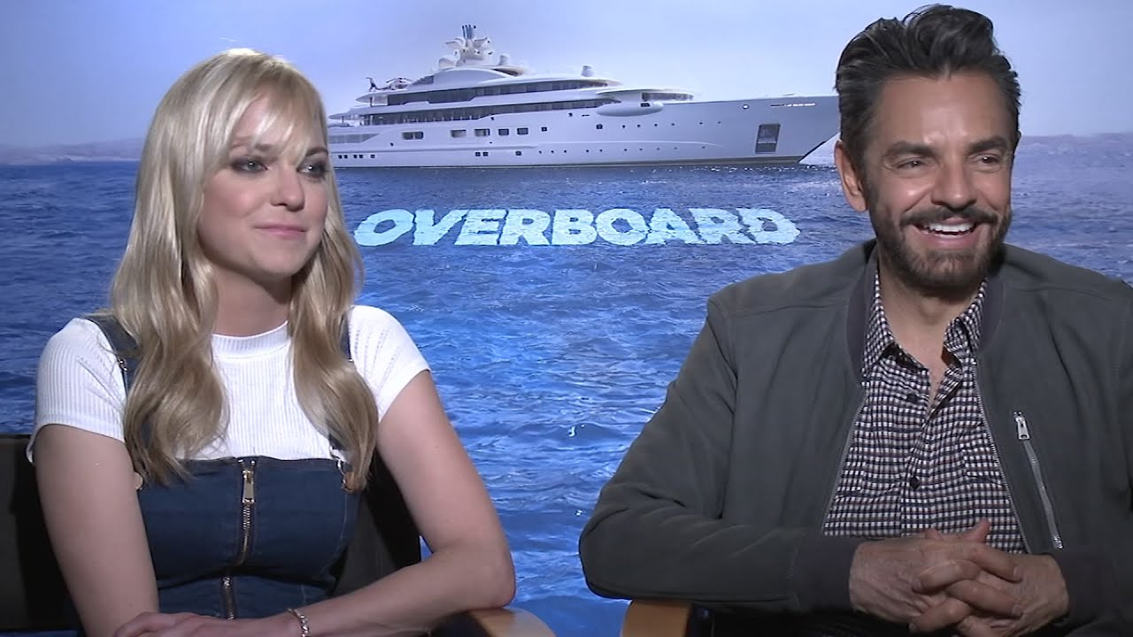 Counting up odd jobs of 'Overboard' stars