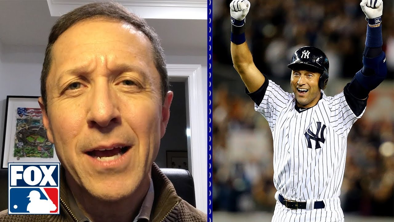 Ken Rosenthal: Everyone mad about one non-Jeter voter should 'pipe down'  MLB