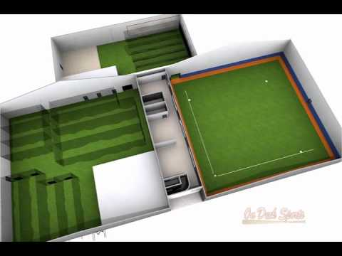Indoor Facility Design: Design, Visualize and Install - On Deck Sports