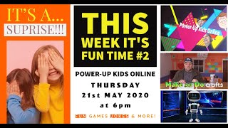 Power Up Kids Online - Fun Time 2