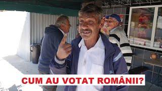 REPORTAJ la alegeri! Cum și de ce au VOTAT românii?