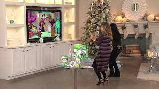 LeapFrog's LeapTV Educational Gaming System with 2 Games with Stacey Stauffer