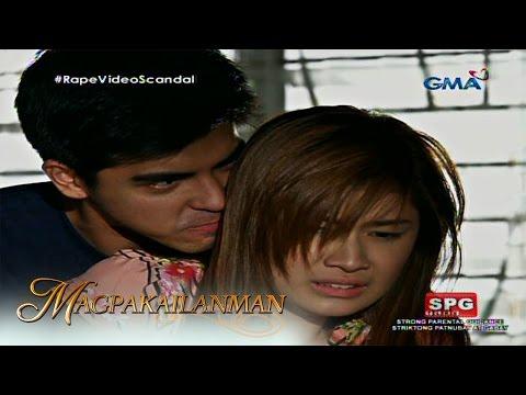 "Magpakailanman: Mark Herras and Thea Tolentino on ""The Rape Video Scandal"""