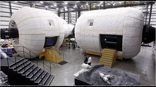 SpaceX Set to Launch an Inflatable Space Hotel to ISS