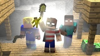 Lets Have Some Fun in Minecraft Trailer- SkyDoesMinecraft- Minecraft Animation- FrediSaalAnimations