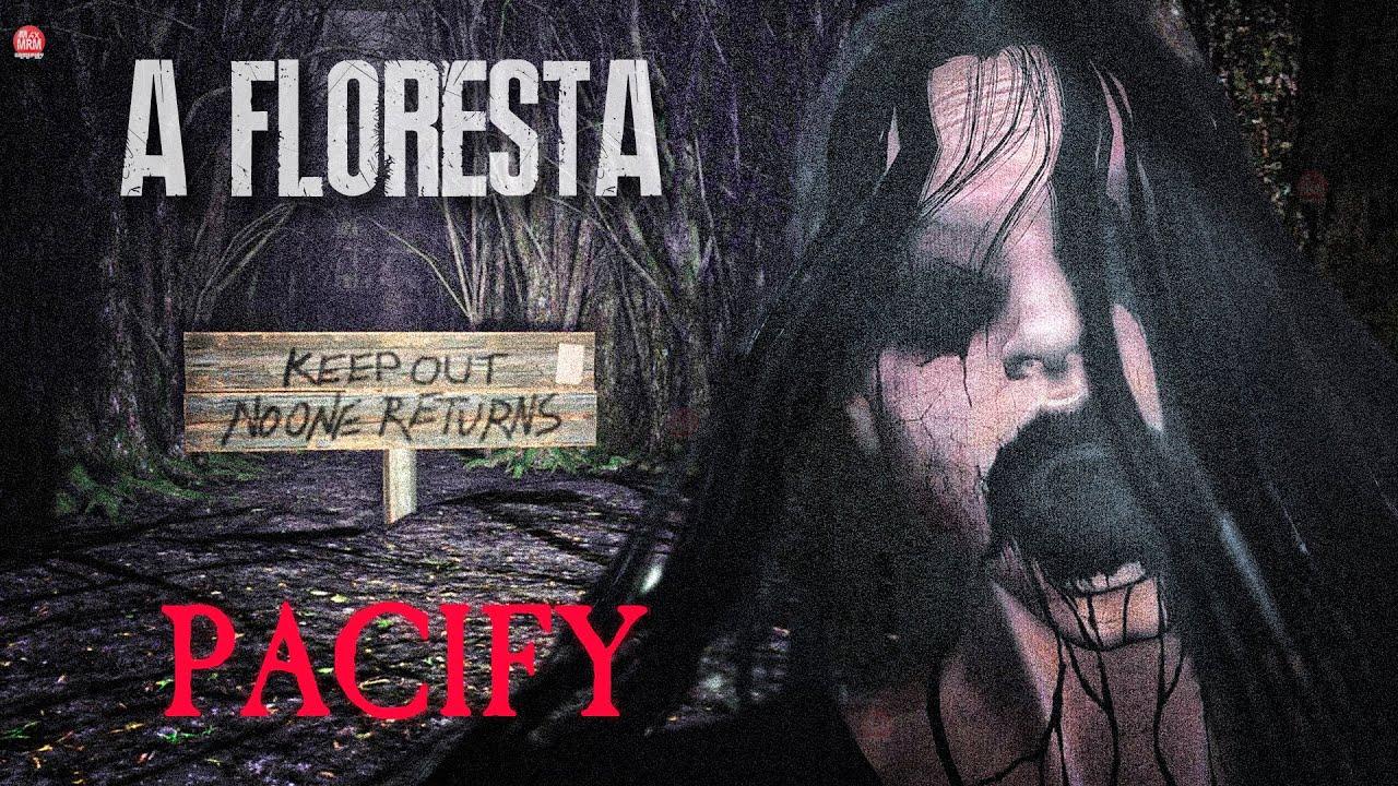 PACIFY - A FLORESTA DA BRUXA | The Woods Novo Mapa