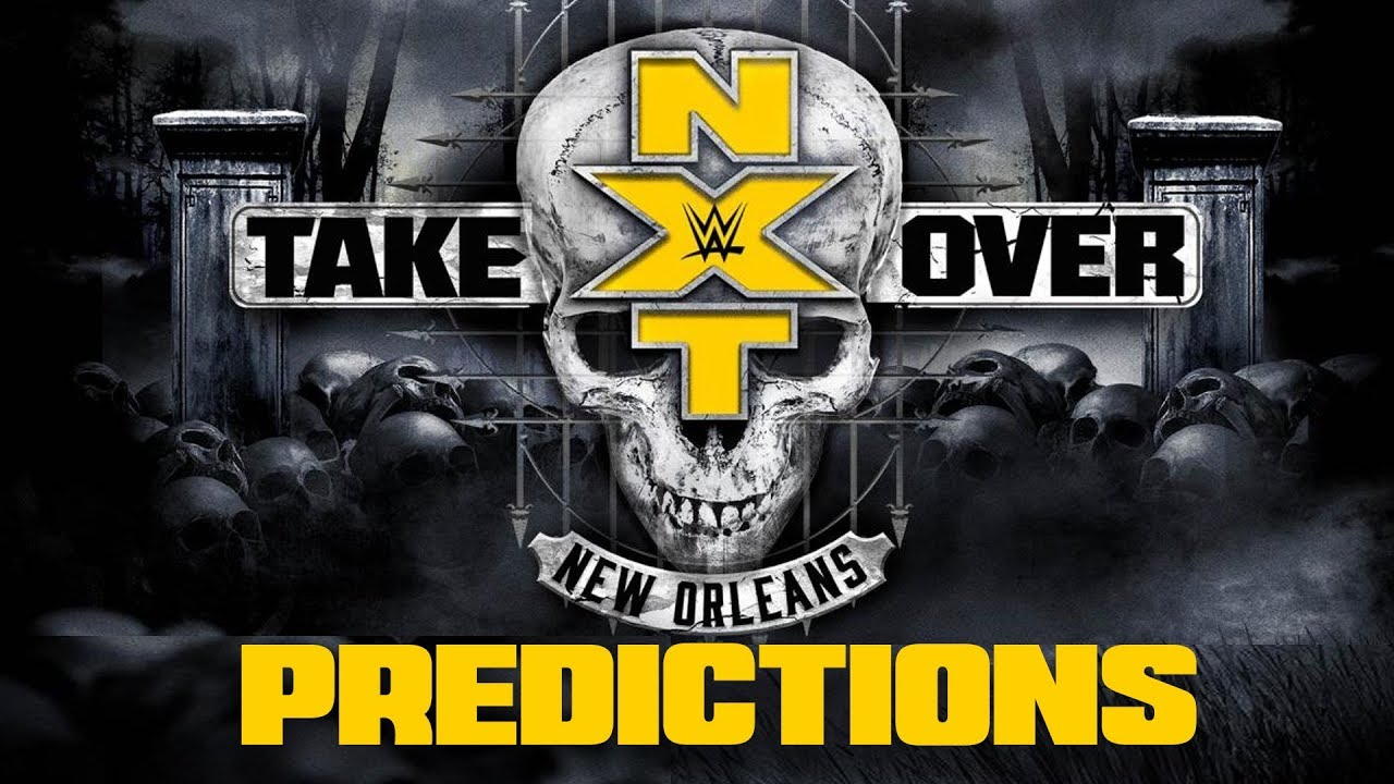 NXT TakeOver New Orleans Results: Live Updates, Results and Reaction