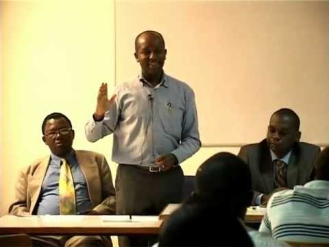 Professional Students Dilemma - Robert Yawe at University of Nairobi