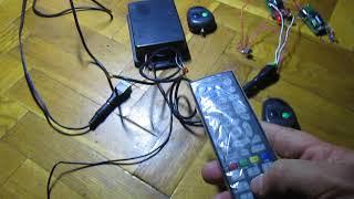 Кодграббер из обычного ИК пульта