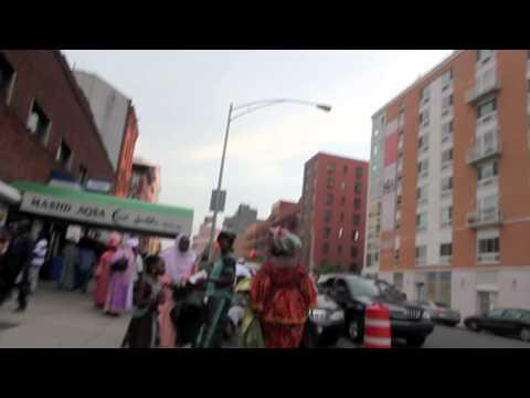 Short walk in West Harlem