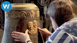 Italien: eine kleine Gemeinde hat 10.000 Euro für eine neue Glocke gespart